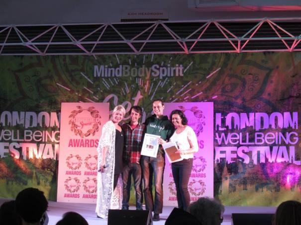 Kindred Spirit award